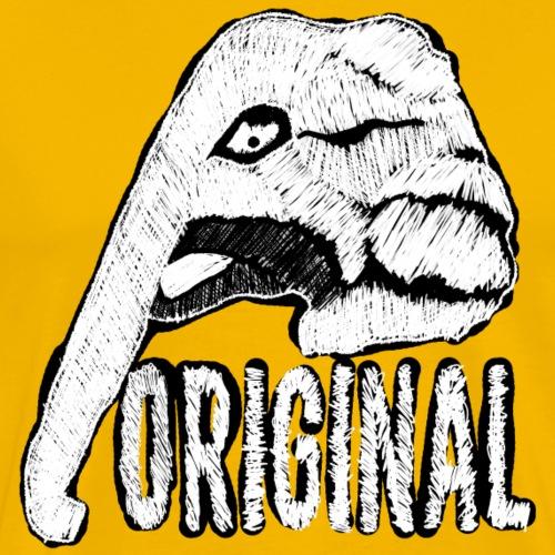 Original Elephant - T-shirt Premium Homme