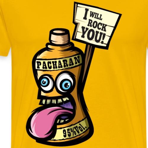 Pacharan - Men's Premium T-Shirt