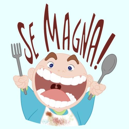 Se Magna! - Maglietta Premium da uomo