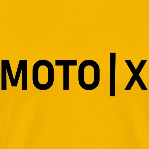 moto x - Männer Premium T-Shirt