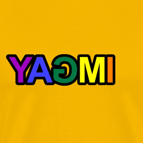 Yagmi Multicolore - T-shirt Premium Homme