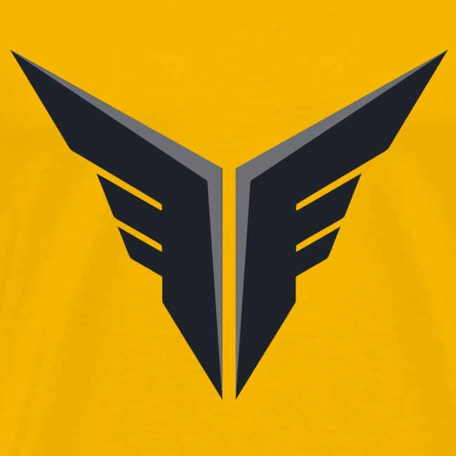 Skylord Gaming Logo Large Maglietta Premium Da Uomo Skylord Gaming