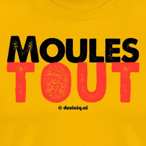 Moules tout - Mannen Premium T-shirt