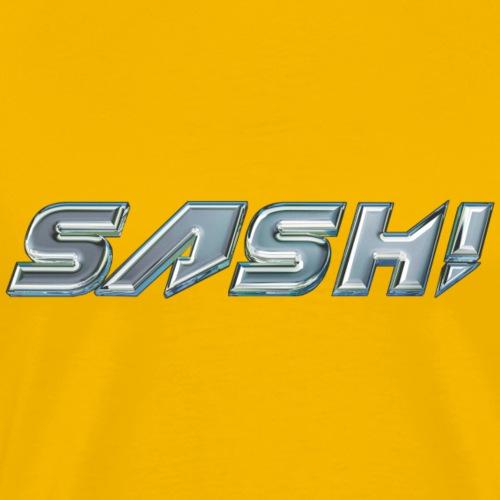 SASH! Logo 2 - Men's Premium T-Shirt