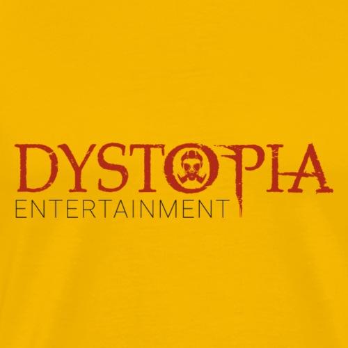 Dystopia Entertainment - Herre premium T-shirt