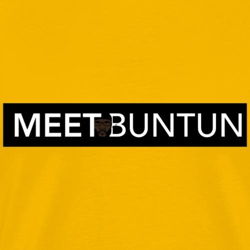 MEETBUN - Men's Premium T-Shirt