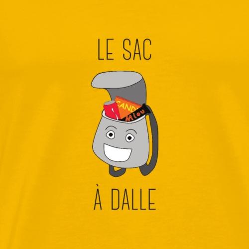 Le Sac à Dalle - T-shirt Premium Homme