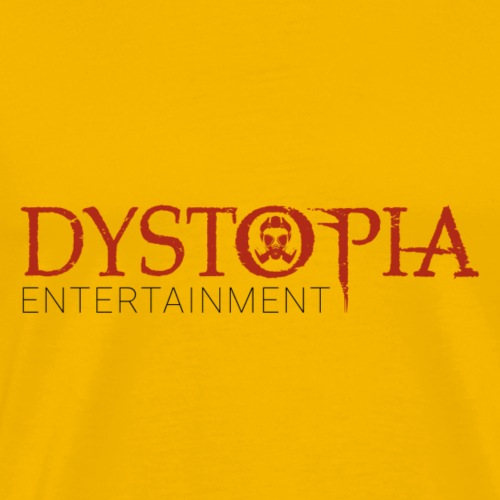 Dystopia Entertainment - Herre premium T-shirt