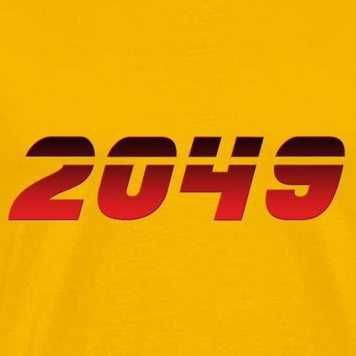 2049 r - Men's Premium T-Shirt