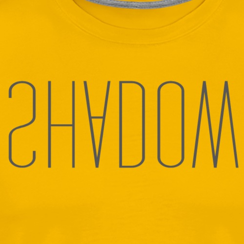 shadow - Camiseta premium hombre