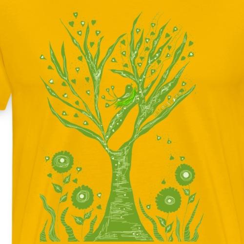 S`Grüne NestVogerl - Männer Premium T-Shirt