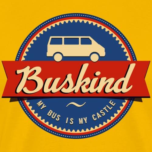 Buskind - Männer Premium T-Shirt