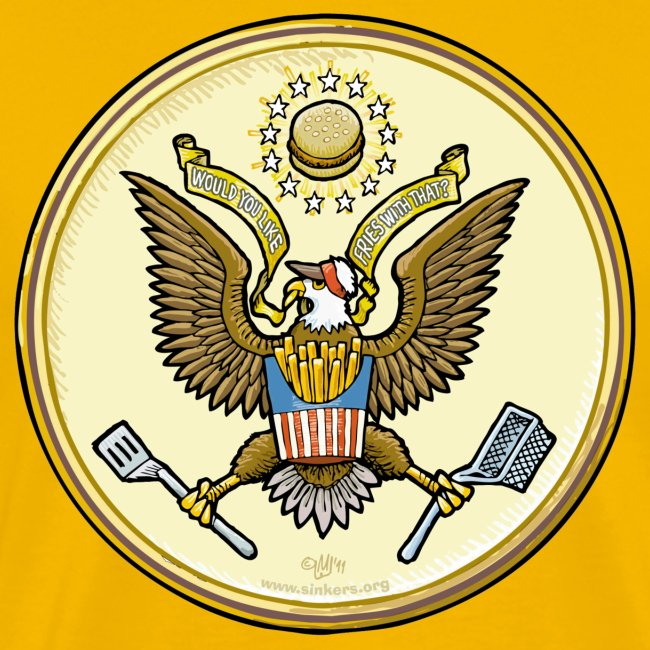 The Great Seal of the United States Version 2 0