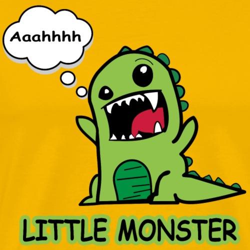 monster aahh - Männer Premium T-Shirt