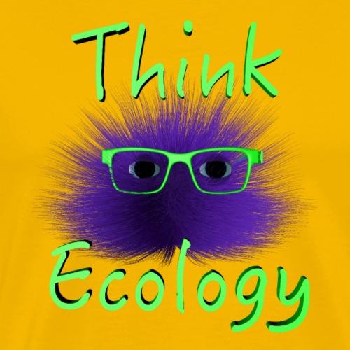 Think Ecology - T-shirt Premium Homme