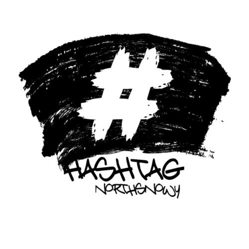 Hashtag Northsnowy - Männer Premium T-Shirt