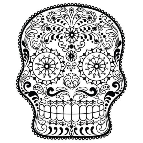 skull 1 - Maglietta Premium da uomo