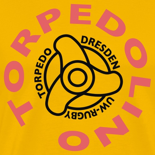 Torpedolino - Männer Premium T-Shirt