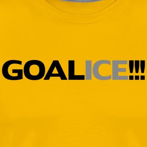 GOALICE - Camiseta premium hombre
