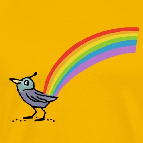 Paradisvogel - Männer Premium T-Shirt