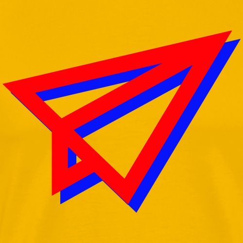 Email succes Favicon go - Mannen Premium T-shirt