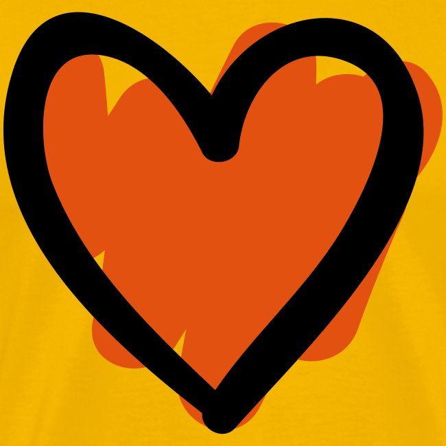 Heart Silhouette Pixellamb