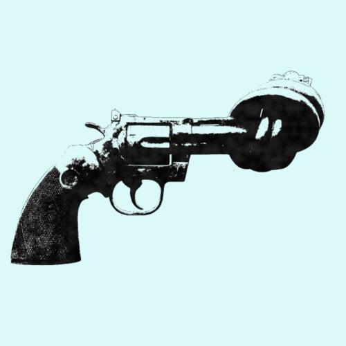 revolver noire - T-shirt Premium Homme