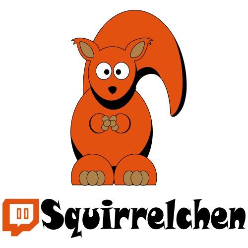squirrel_SVG - Männer Premium T-Shirt