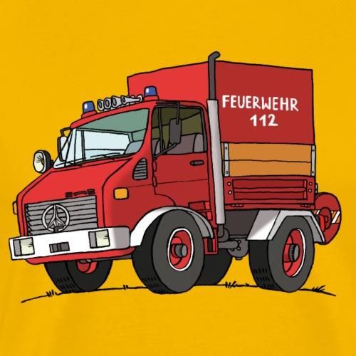 Logistimog - Männer Premium T-Shirt