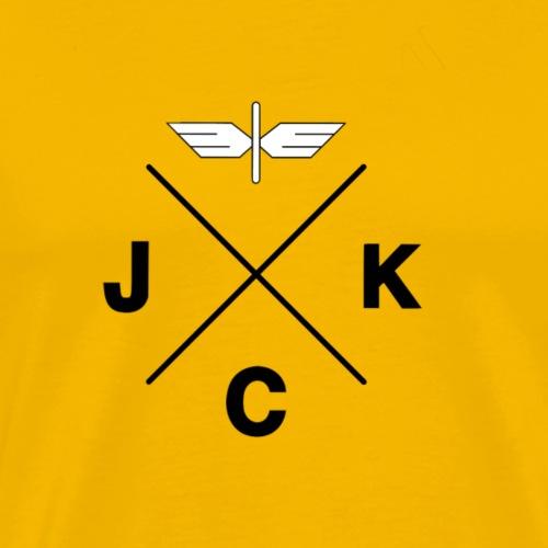 JCK gangstyle 19 - Premium-T-shirt herr