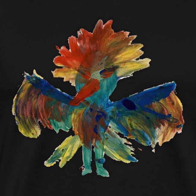 Mayas bird