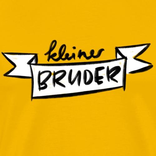 Kleiner Bruder - Männer Premium T-Shirt