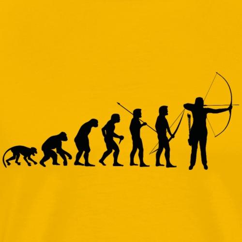 ArcLab ArcherKind-LongBow - T-shirt Premium Homme