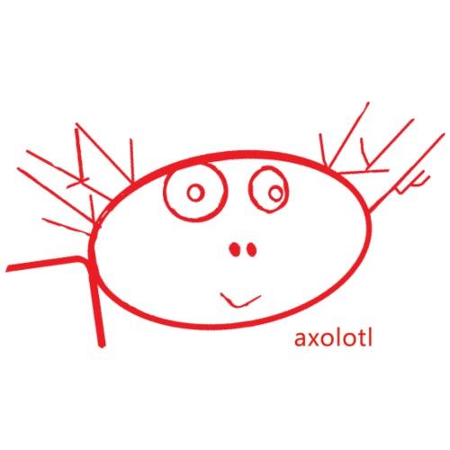 axolotl - Das Wassermonster - Männer Premium T-Shirt