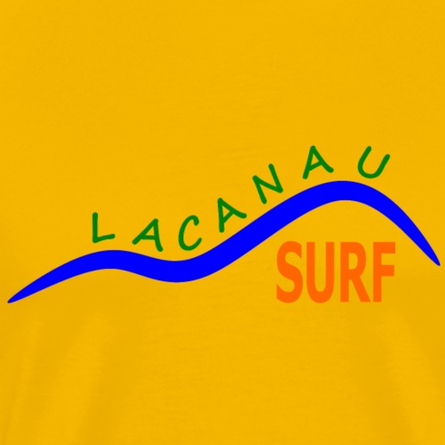 Lacanau Surf - Men's Premium T-Shirt