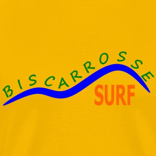 Biscarrosse Surf - Men's Premium T-Shirt