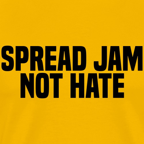 Spread am not hate - Men's Premium T-Shirt