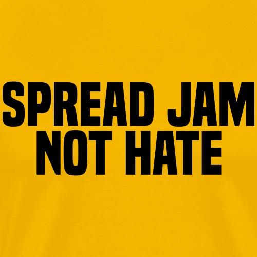 Spread am not hate - Men's Premium T-Shirt