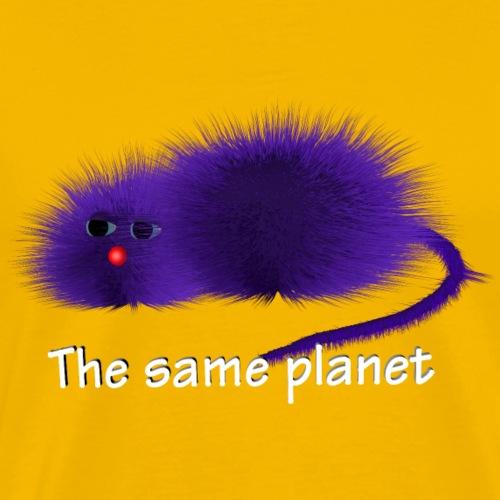 The same Planet