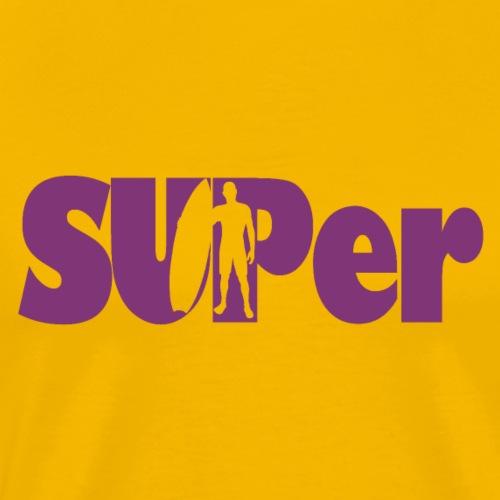 SUPer (Stand up paddling Shirt) - Männer Premium T-Shirt