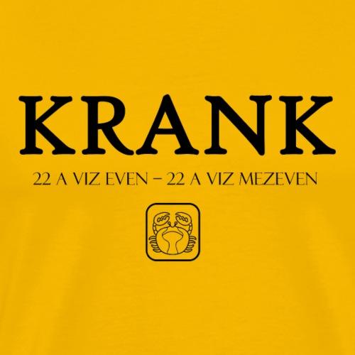 Bretagne - Krank - Cancer - T-shirt Premium Homme