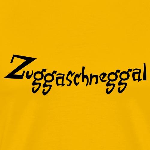 Zuckerschnecke - Männer Premium T-Shirt