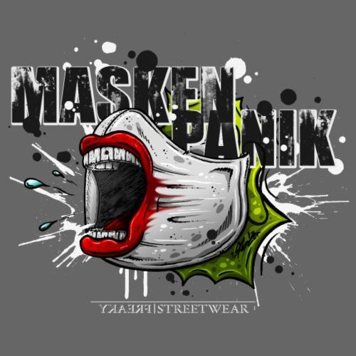 Maskenpanik - Männer Premium T-Shirt