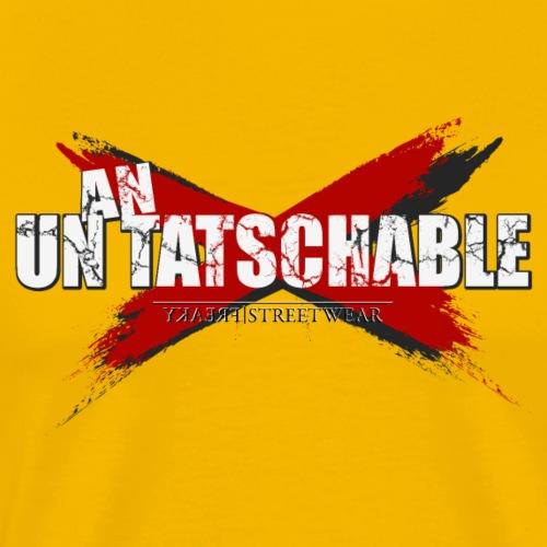 Un-an-tatschable - Männer Premium T-Shirt