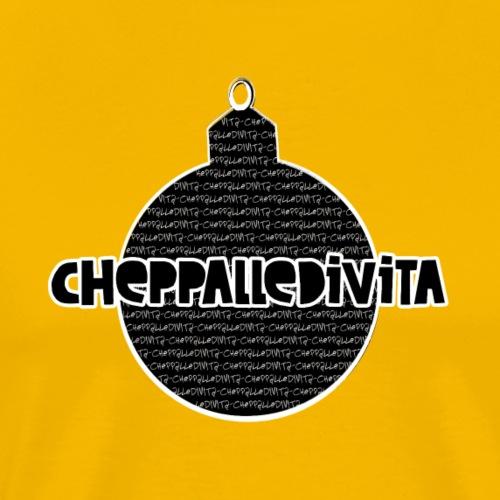 #cheppalledivita - Maglietta Premium da uomo