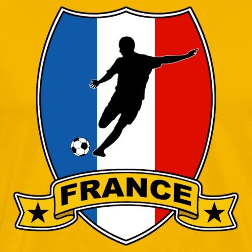 football france 12 - Men's Premium T-Shirt