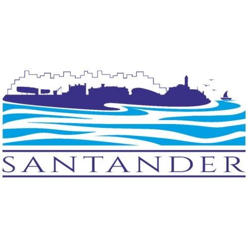 SANTANDER - Camiseta premium hombre