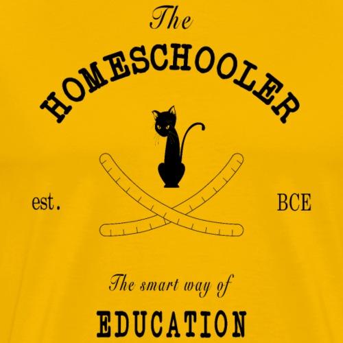 Homeschooler BCE - Männer Premium T-Shirt