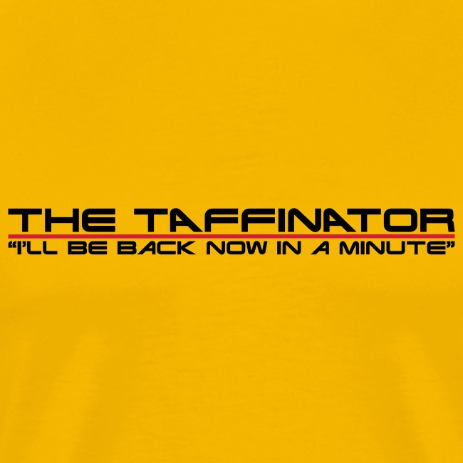 taffinator black