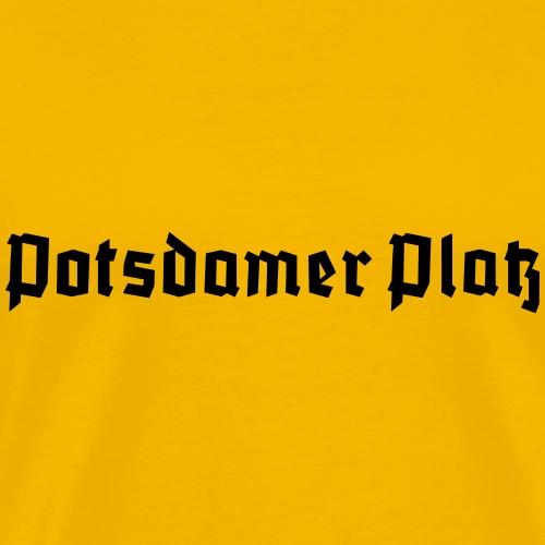 Potsdamer Platz Berlin - T-shirt Premium Homme